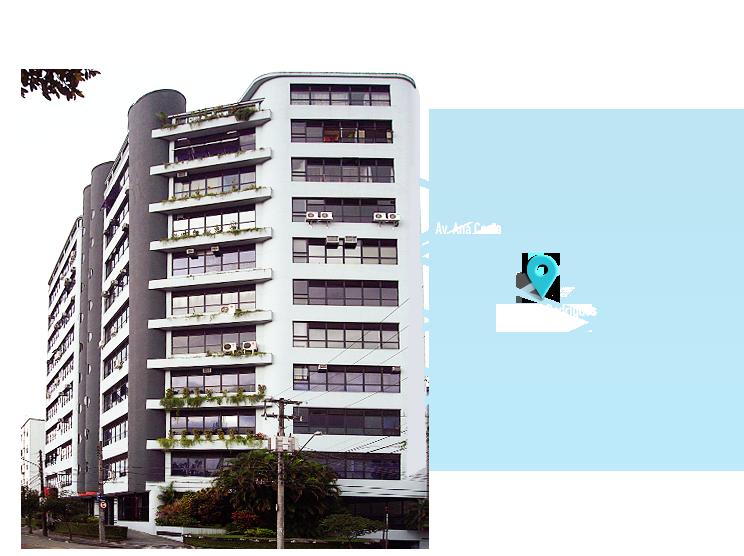"""<h1> <span> LOCALIZAÇÃO  </span> </h1> <p> Novo endereço, próximo à Av. D. Ana Costa, uma das principais da cidade de Santos/SP. Saiba como chegar à clínica em nosso mapa. </p>     <a href=""""http://clinicazago.com.br/localizacao/"""">Como Chegar</a>"""