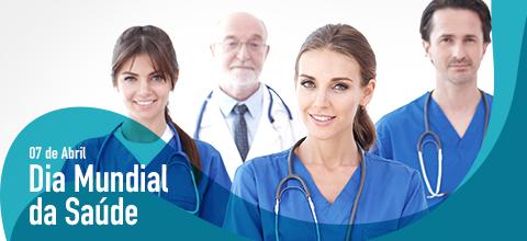 Dia o Internacional da Saúde.